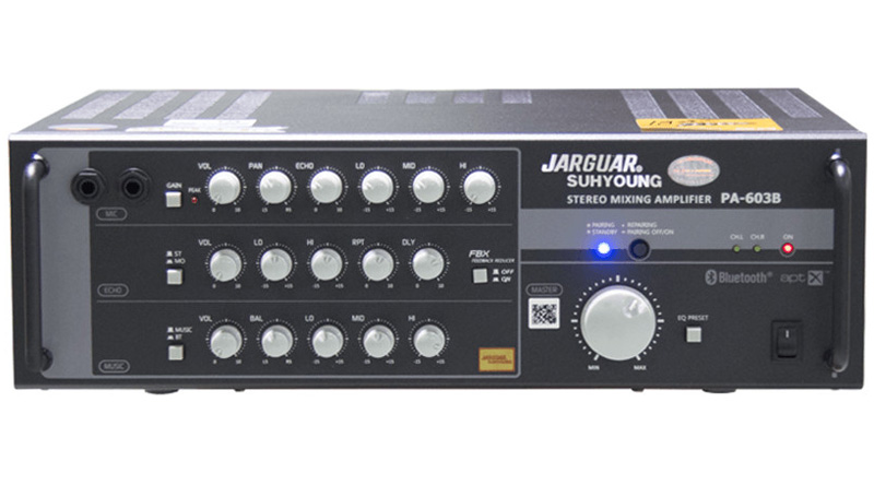 Amply Jarguar Suhyoung PA-603B