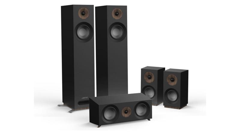 Bộ loa nghe nhạc, xem phim 5.0 Jamo S805 HCS
