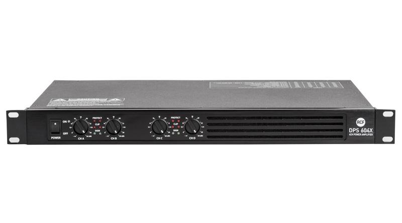 Cục đẩy công suất RCF DPS 604X