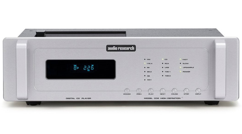 Đầu CD Audio Research Reference CD6