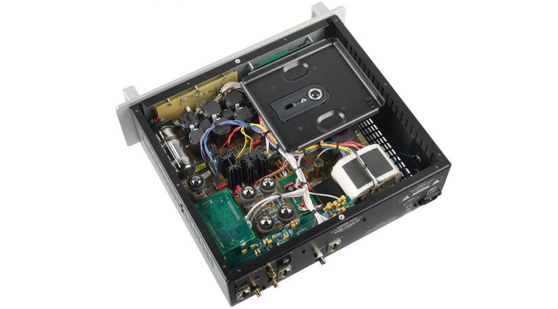 Đầu CD Audio Research Reference CD9 linh kiện