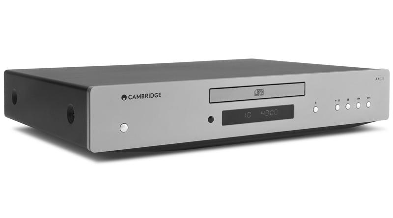 Đầu CD Cambridge Audio AXC25