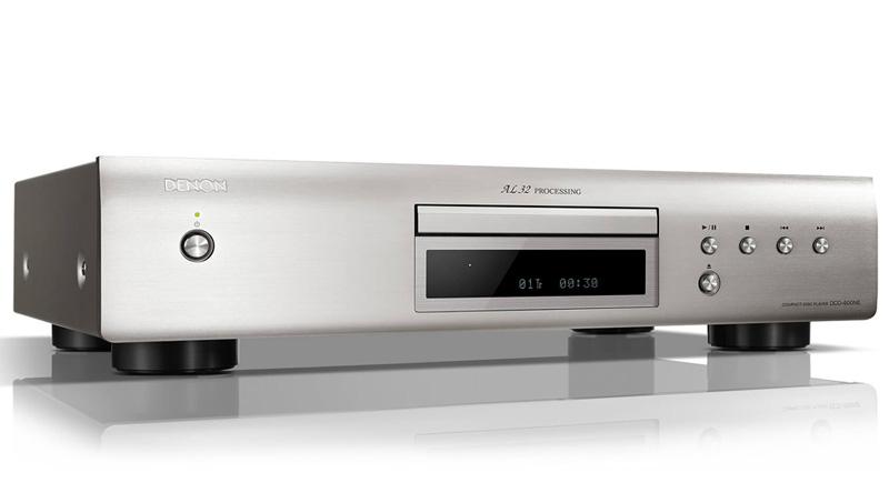 Đầu CD Denon DCD-600NE