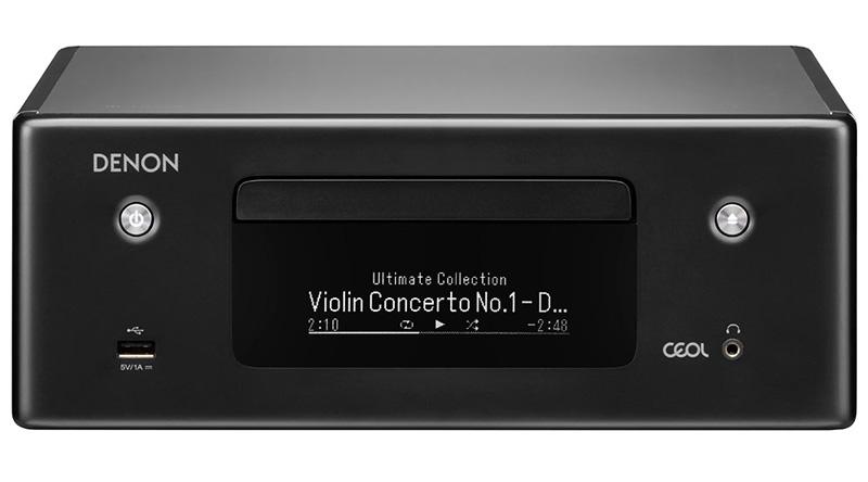 Đầu CD Denon RCD-N10
