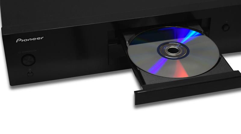 Đầu CD Pioneer PD-10AE