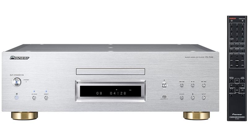 Đầu CD Pioneer PD-70AE