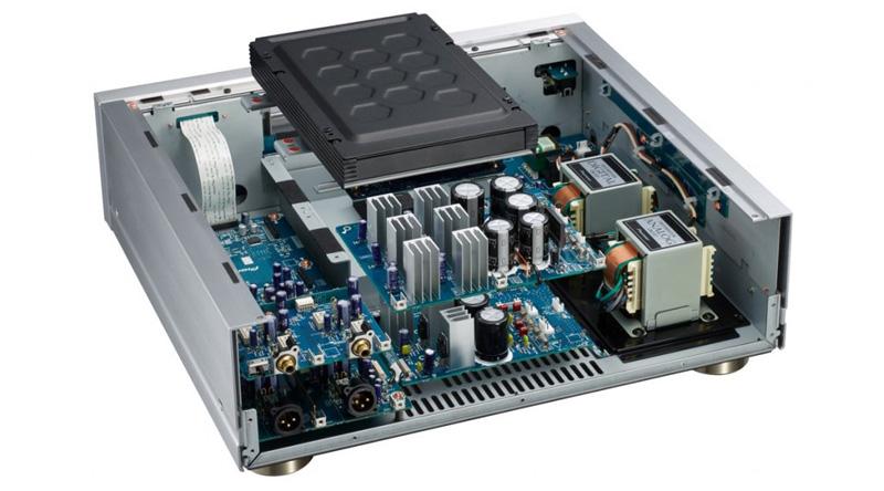 Đầu CD Pioneer PD-70AE linh kiện