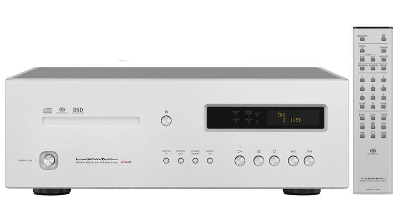 Đầu SACD/CD Luxman D-06U