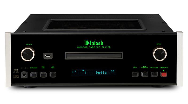 Đầu SACD/CD McIntosh MCD600
