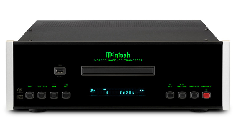 Đầu SACD/CD McIntosh MCT500