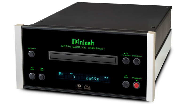 Đầu SACD/CD McIntosh MCT80
