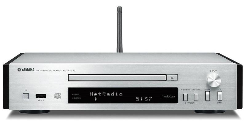 Đầu Yamaha CD NT670