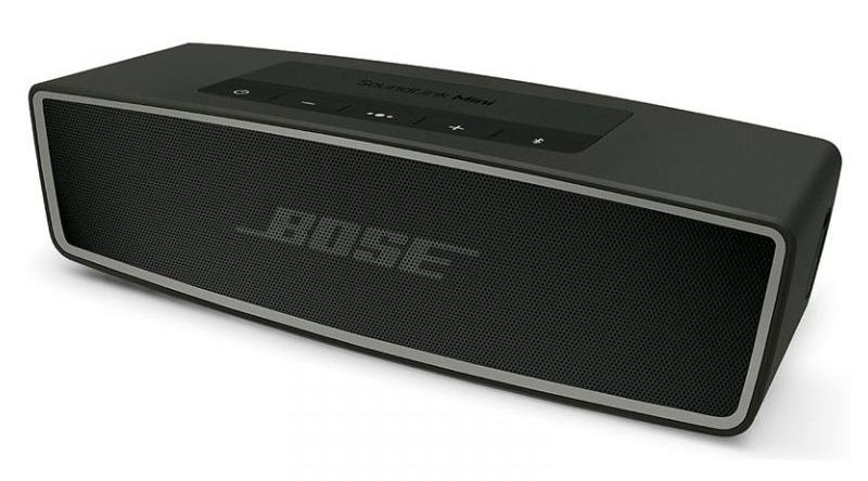 Loa Bose Soundlink Mini II (Xám đen)