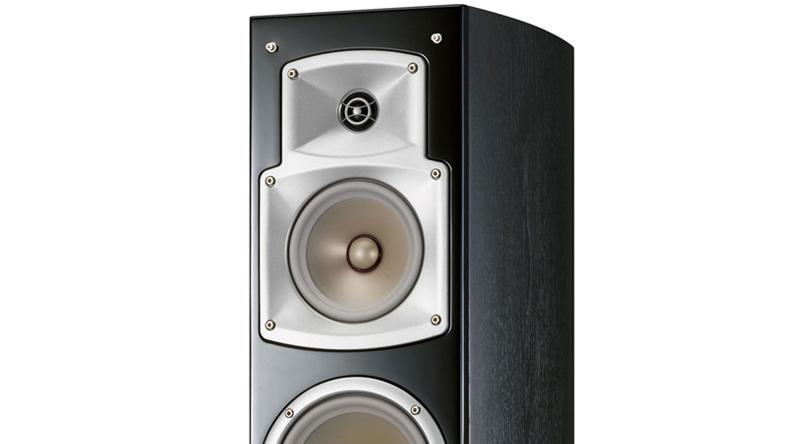Loa nghe nhạc, xem phim Yamaha NS F350