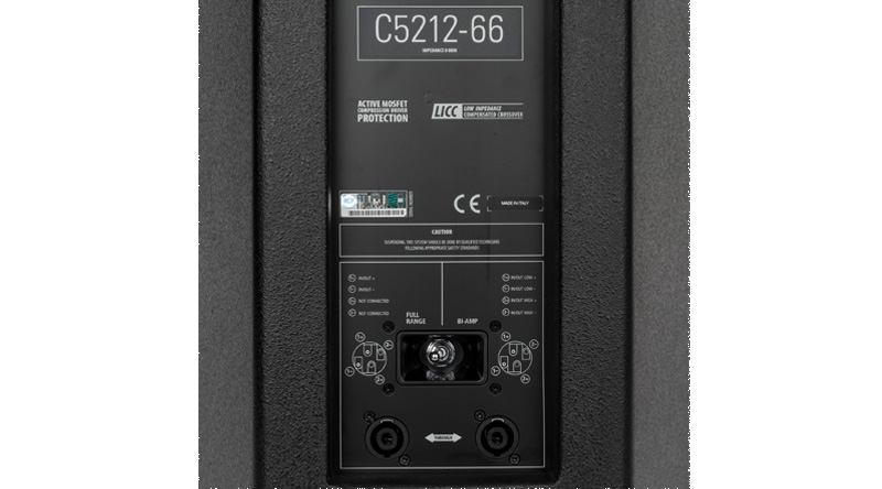 Loa RCF C 5212-66