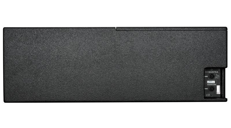 Loa sub hơi RCF S 8015LP