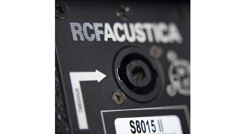 Loa sub hơi RCF S 8018 II