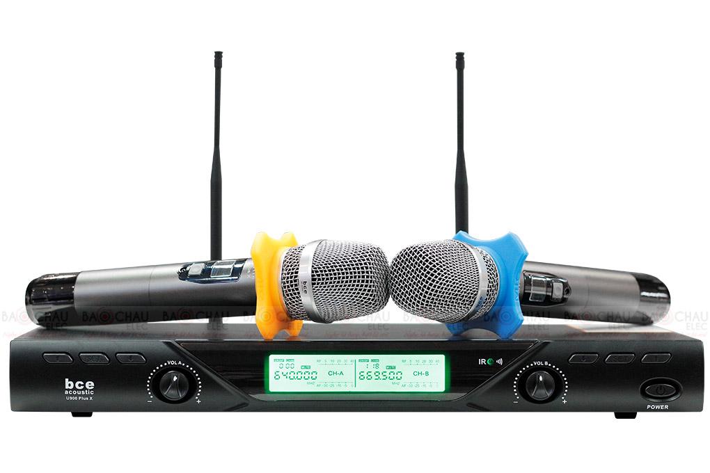 Micro không dây BCE U900 Plus X