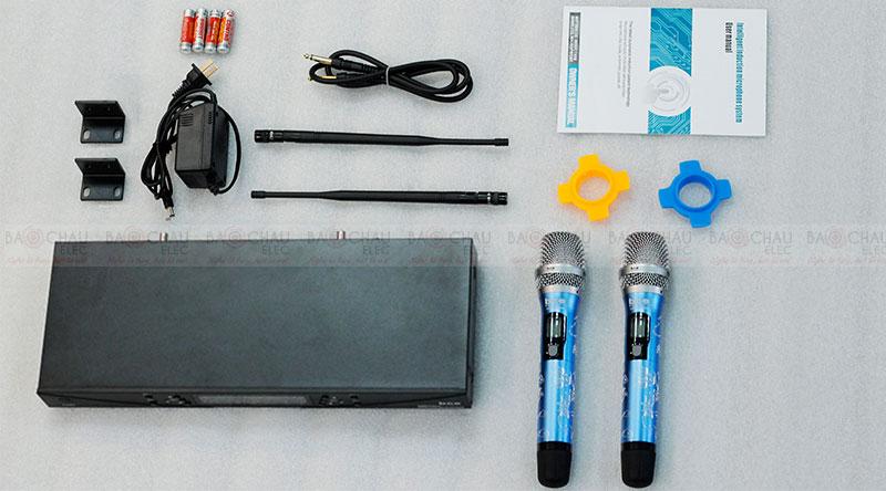 Micro không dây BCE UGX12 Plus Luxury