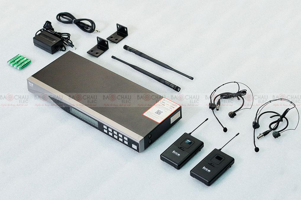 Micro không dây cài tai BCE U900 Plus