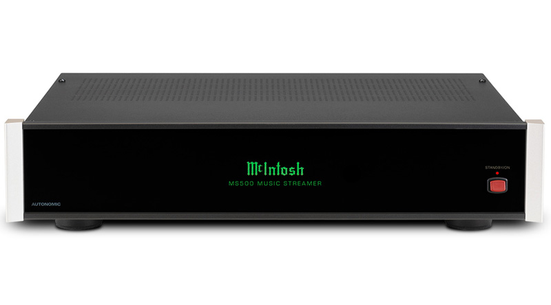 Music server McIntosh MS500