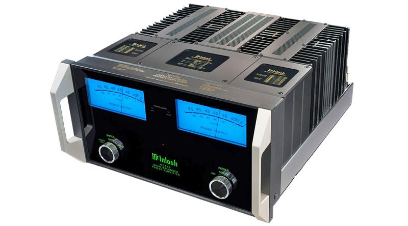 Power Amply McIntosh MC462