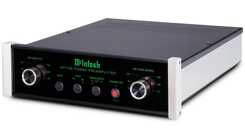 Pre Amply McIntosh MP100