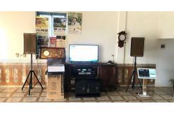Dàn karaoke cao cấp cho gia đình anh Ngọc ở Yên Bái (Martin KTWO12, BIK BJ-W66, BIK VM840A, 9200+, UGX12 Luxury)