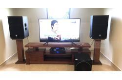 Dàn karaoke cao cấp gia đình chị Duyên ở Thủy Nguyên, Hải Phòng (PRX 415M, Paramax 2000, Crown Xli2500, DP9200+, VM300)
