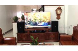 Dàn karaoke gia đình anh Hân ở Lạng Sơn (BIK BSP 412, Jamo J12, BIK VM620A, VM620A, BCE UGX12)