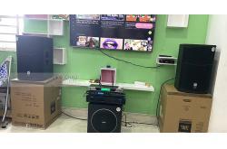 Lắp đặt bộ dàn JBL cao cấp cho gia đình anh Tú ở Hóc Môn, HCM (JBL PRX412M, Paramax 1000 New, BIK VM620A, BCE 9200+, BCE UGX12)