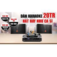 Dàn karaoke gia đình BC-T81GD