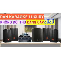 Dàn karaoke Luxury 2020-07