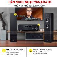 Dàn nghe nhạc Yamaha 01 (Yamaha NS F51+Yamaha R N303)