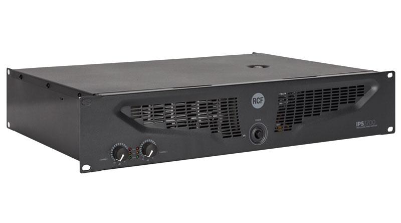 Cục đẩy công suất RCF IPS 3700
