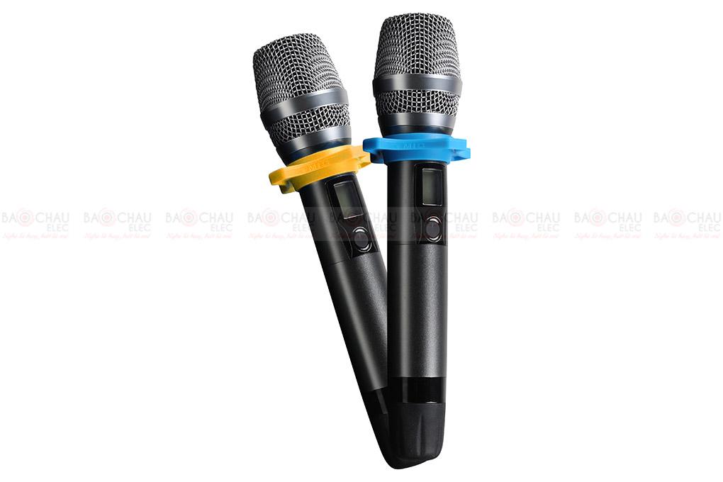 Digital Karaoke Power Amplifier BKSound DKA 6500 - micro
