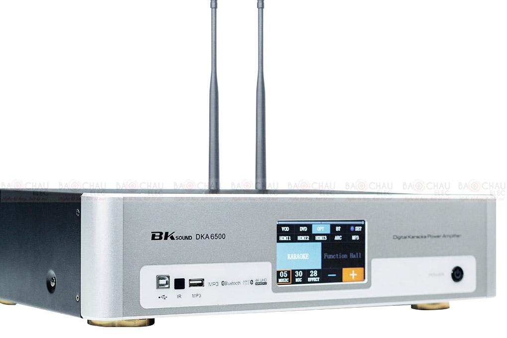 Digital Karaoke Power Amplifier BKSound DKA 6500
