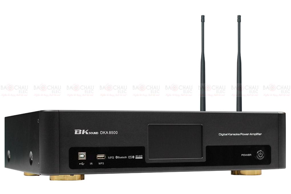 Digital Karaoke Power Amplifier BKSound DKA 8500