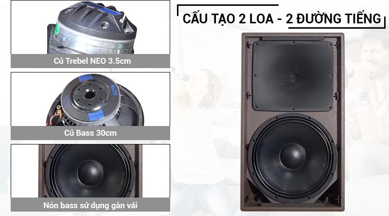 Loa Alto BLS 12+ (bass 30cm)