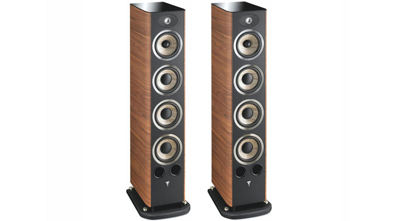 Loa Focal Aria 936 (Noyer)