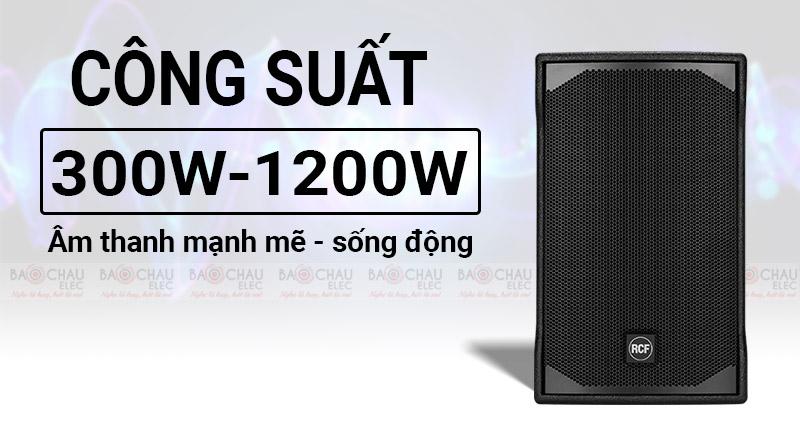 Loa karaoke RCF E MAX 3110