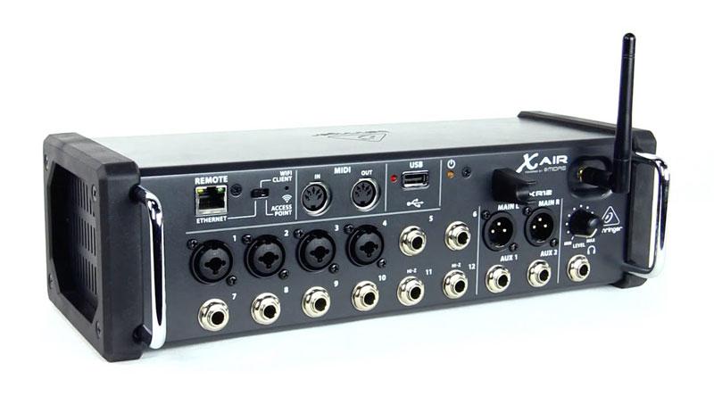Mixer Behringer XR12