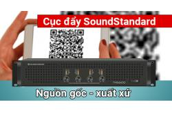 Cục đẩy SoundStandard của nước nào sản xuất, có tốt không?