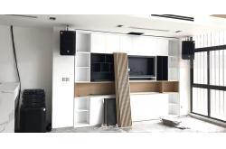 Dàn karaoke cực VIP của gia đình chú Toàn ở Thủ Đức, HCM (JBL PRX412M, JBL PRX418S, Crown Xli2500, DP9200+, BCE VIP6000)
