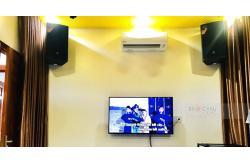 Dàn karaoke gia đình anh Cường ở Ngô Quyền, Hải Phòng (JBL MTS12, BIK BJ-W66, AAP TD8004, BPR-8500, UGX12 Gold)
