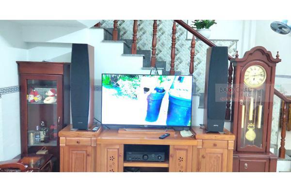 Dàn nghe nhạc cho gia đình anh Nga ở Thuận An (Jamo C95II, Denon PMA-600NE)