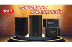 Top 3 mẫu loa karaoke gia đình bán chạy nhất năm 2020
