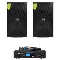 Dàn karaoke 03 (Domus DP6120 + BKsound DKA 8500)