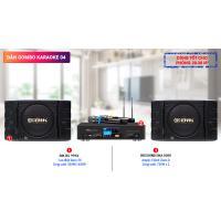 Dàn karaoke 04 (BIK BS 999X + BKsound DKA 8500)
