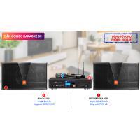 Dàn karaoke 05 (JBL CV1252T + BKSound DKA 8500)